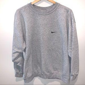 Nike Vintage White Tag Crew Neck Sweatshirt